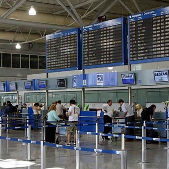 «Ελ. Βενιζέλος»: Μέσω Facebook όλες οι πληροφορίες για τις πτήσεις