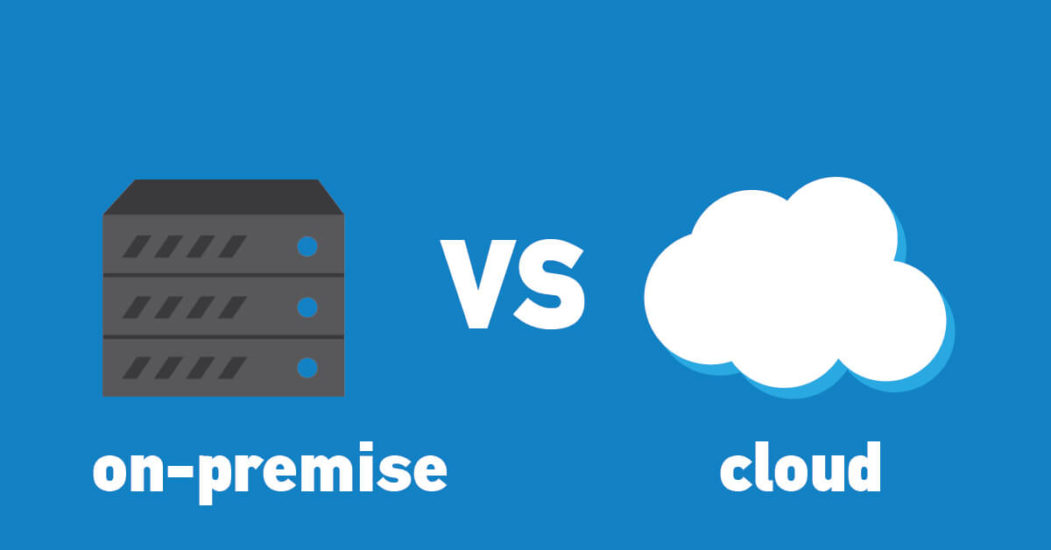 On-premise vs Cloud: 0-1