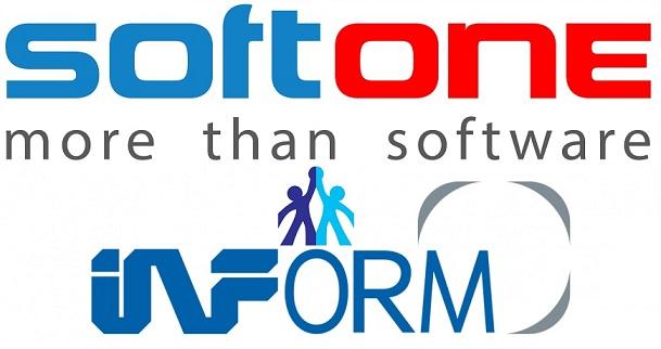 SoftOne και INFORM P. LYKOS ενώνουν τις δυνάμεις τους