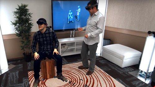 hologram microsoft