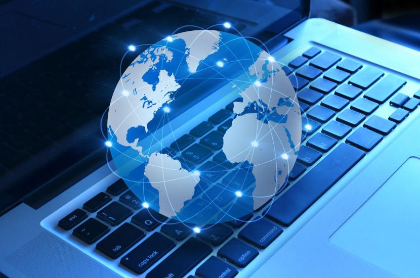 Ραγδαία αύξηση της χρήσης του διαδικτύου